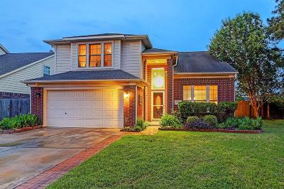 Houston Single Family Home For Sale: 7326 Hazel Cove Drive
