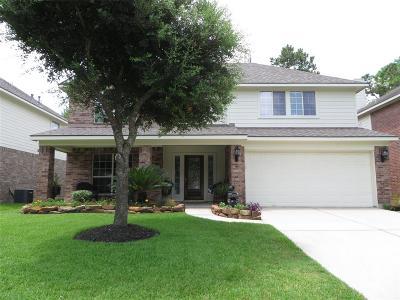 Spring Single Family Home For Sale: 6907 Autumn Rain Lane
