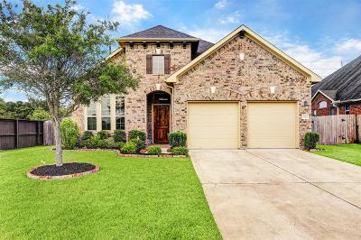Pearland Single Family Home For Sale: 2103 Rolling Hills Drive