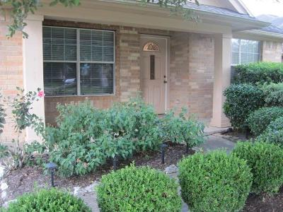 Pearland Single Family Home For Sale: 3304 Keithwood Circle W