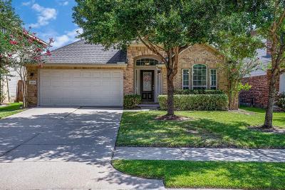 Richmond Single Family Home For Sale: 20714 Sapphire Lake Road