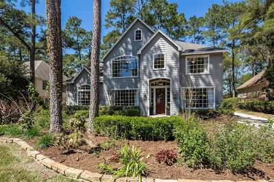 The Woodlands Single Family Home For Sale: 59 Candle Pine Place