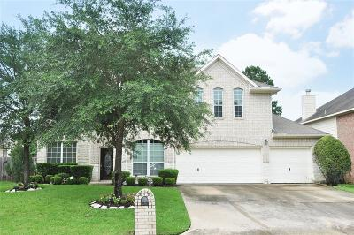 Atascocita Single Family Home For Sale: 18514 Catamaran Drive