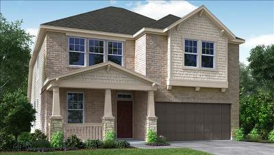 Cypress TX Single Family Home For Sale: $290,199