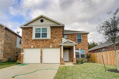 Houston Single Family Home For Sale: 13607 Aragon Meadow
