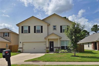 Kingwood Single Family Home For Sale: 3238 This Way