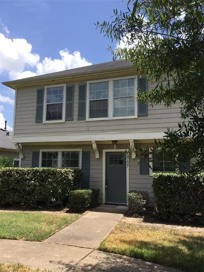 Katy Single Family Home For Sale: 20627 Patriot Park Lane