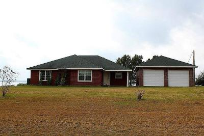 Trinity County Single Family Home For Sale: 209 N Skains Chapel Road