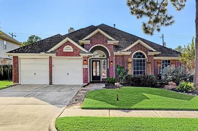 Pearland Single Family Home For Sale: 1206 Lake Shore Drive