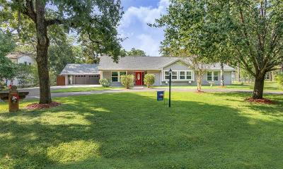 Cypress Single Family Home For Sale: 13335 Little Ranch Road