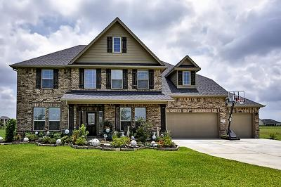 Single Family Home For Sale: 10527 Lake Travis