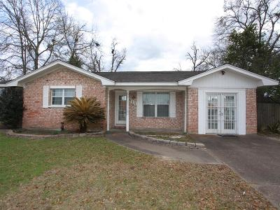 Conroe Single Family Home For Sale: 811 Hillcrest Drive