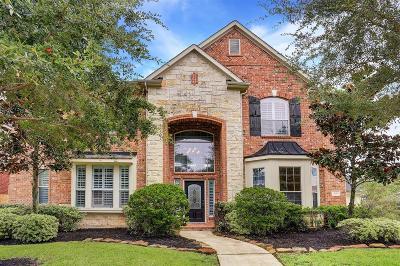 Missouri City Single Family Home For Sale: 2819 Broken Arrow