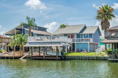 Bayou Vista Single Family Home For Sale: 1229 Sailfish Street