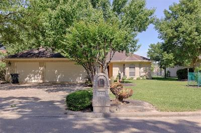 Montgomery Single Family Home For Sale: 3411 Brookhaven Drive