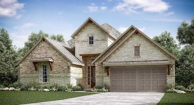 Katy Single Family Home For Sale: 6718 Cottonwood Crest Lane