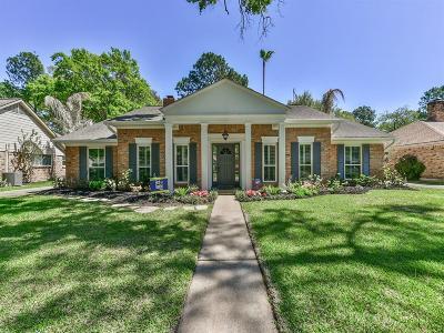 Houston Single Family Home For Sale: 2622 Pomeran Drive