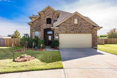 Dickinson Single Family Home For Sale: 2861 Flower Creek Lane