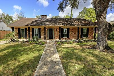 Meyerland, Meyerland 1, Meyerland 3, Meyerland 8 Rp C Single Family Home For Sale: 5026 Lymbar Drive