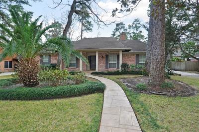 Kingwood Single Family Home For Sale: 2222 Seven Oaks Drive
