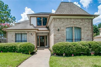 Houston Single Family Home For Sale: 18214 Longmoor Drive