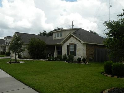 Sealy Single Family Home For Sale: 212 E Lantana Circle