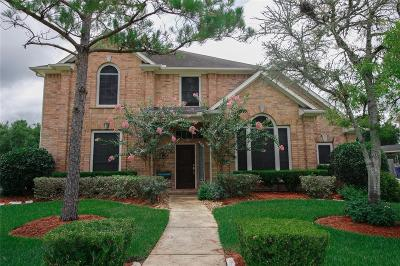 Friendswood Single Family Home For Sale: 2832 Everett Drive