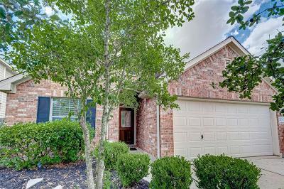 Humble Single Family Home For Sale: 4506 Flower Bridge Court