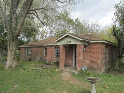 Humble Single Family Home For Sale: 14926 Beatty Drive