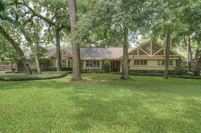 Bunker Hill Village Single Family Home For Sale: 11910 Cobblestone Drive