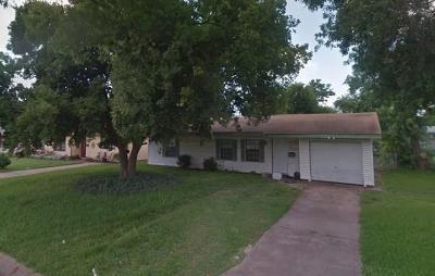 Texas City Single Family Home For Sale: 1805 1st Avenue N