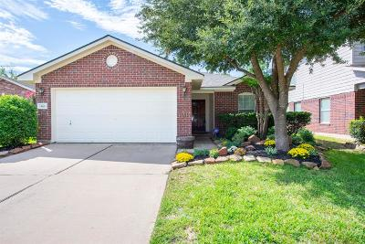 Houston Single Family Home For Sale: 15611 Barber Grove Lane