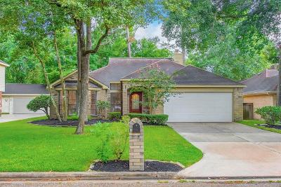 Conroe Single Family Home For Sale: 21 Dover Drive