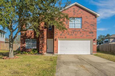 Friendswood Single Family Home For Sale: 16235 Constitution Lane