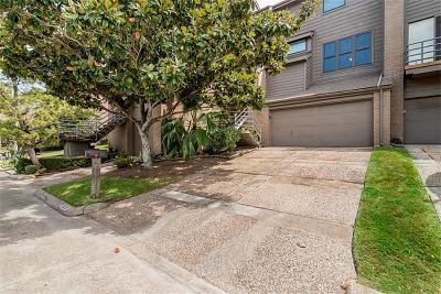 Houston Condo/Townhouse For Sale: 18205 Sandy Cove