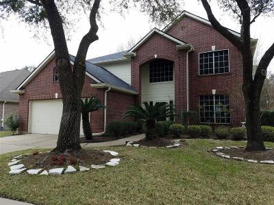 Cypress Single Family Home For Sale: 18406 Cobblestone Drive