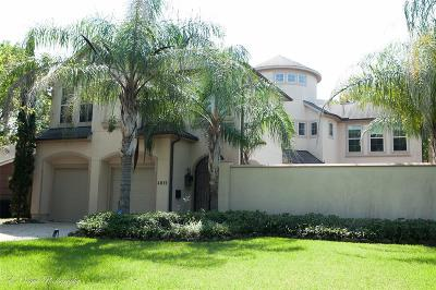 Bellaire Single Family Home For Sale: 4815 Mayfair Street
