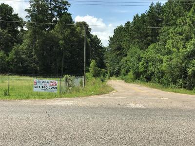 Conroe Residential Lots & Land For Sale: 19960 N Hwy 242