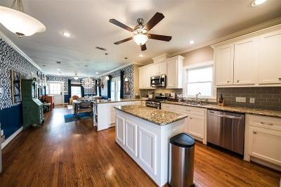 Houston Single Family Home For Sale: 605 W 18th Street