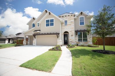 Cypress Single Family Home For Sale: 18310 Whistling Hills Drive