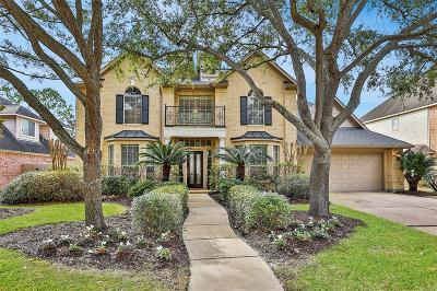 Katy Single Family Home For Sale: 22315 North Lake Village Drive