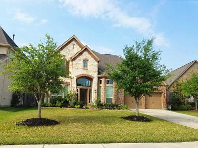 Katy Single Family Home For Sale: 26910 Breezy Birch Court