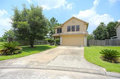 Houston Single Family Home For Sale: 9503 Manorstone Court
