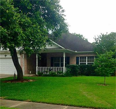 Sealy Single Family Home For Sale: 1401 Mockingbird Bend