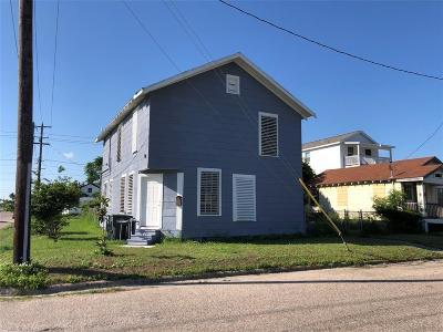 Single Family Home For Sale: 5326 Avenue L