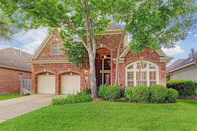 Houston Single Family Home For Sale: 1242 Turnbury Oak Street