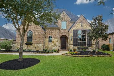 Katy Single Family Home For Sale: 2814 Red Maple Drive Drive