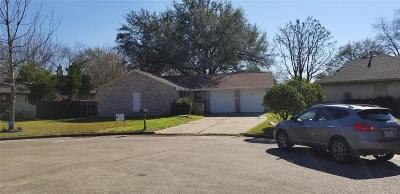 Houston Single Family Home For Sale: 7707 Battlewood Drive