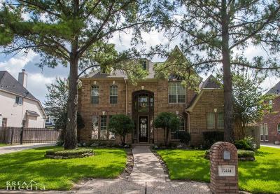 Spring Single Family Home For Sale: 17414 Aspen Oak Court
