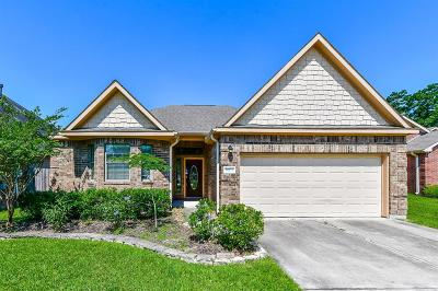 Conroe Single Family Home For Sale: 10212 Forest Glade Court